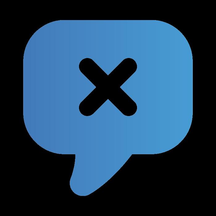 Icon: Fehler vermeiden