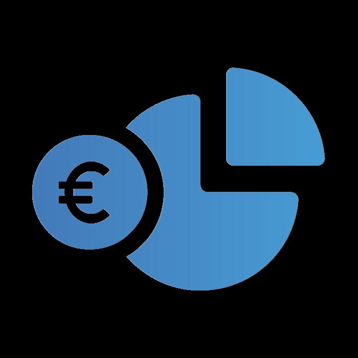 Icon: Kosteneinsparung
