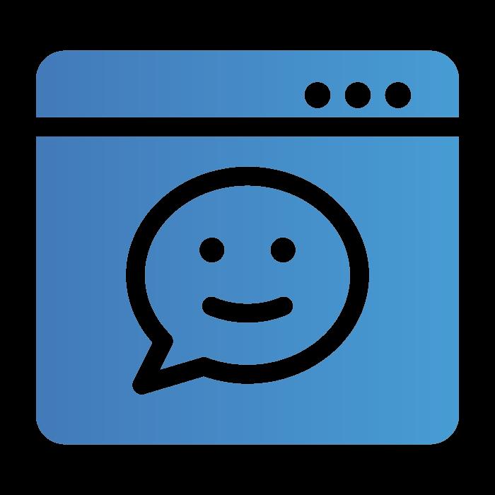 Icon: Zufriedene Kunden
